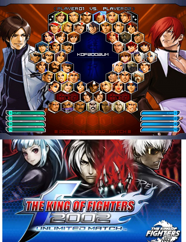 <b>킹오브 파이터즈 2002 UM The King of Fighters 2002 Unlimited Match</b>